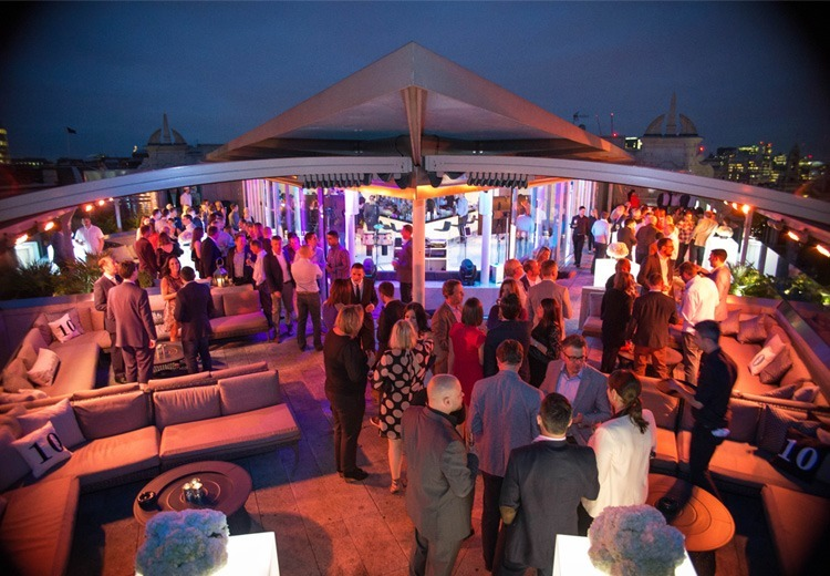 Rooftop Summer Parties London