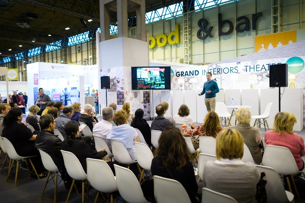 brand event presentation