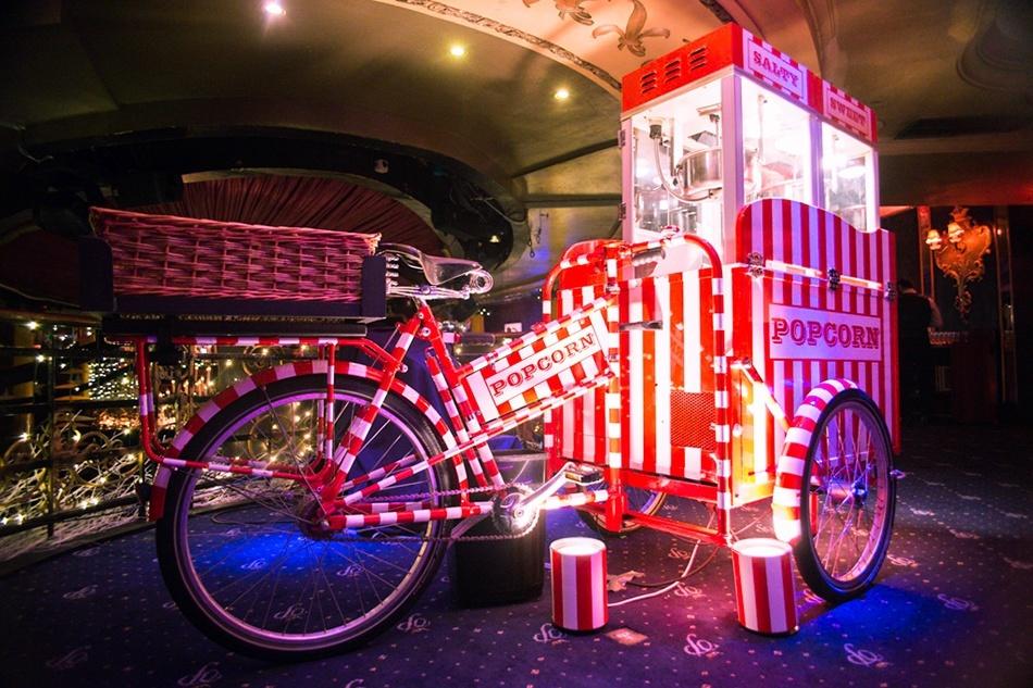 popcorn bike