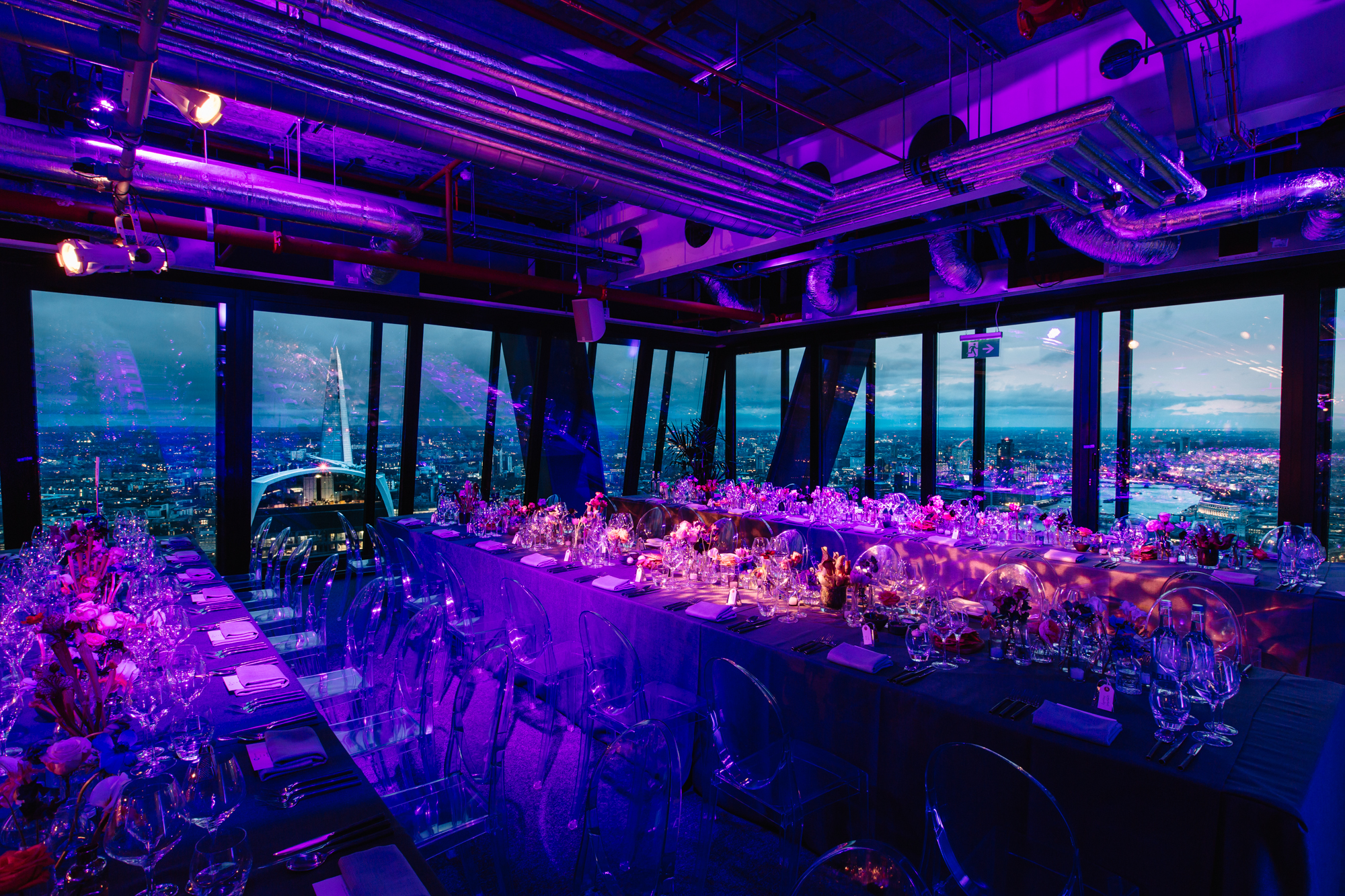 Landing 42 at the leadenhall building - london's best venues with a view
