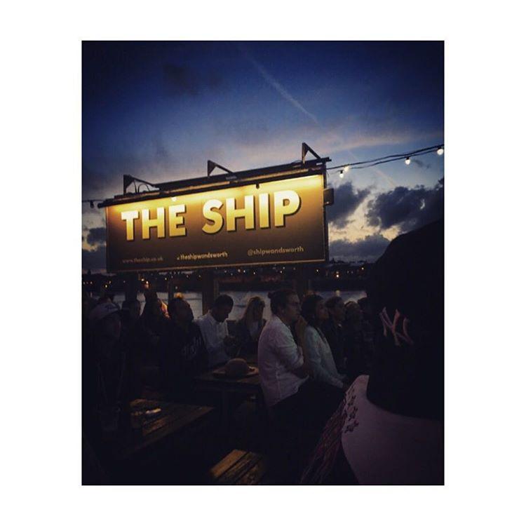THE SHIP, SW18