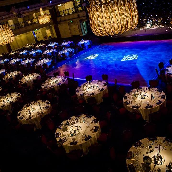 The inaugural HQR Ball 2016 launched to widespread industry acclaim at The Grosvenor House Hotel