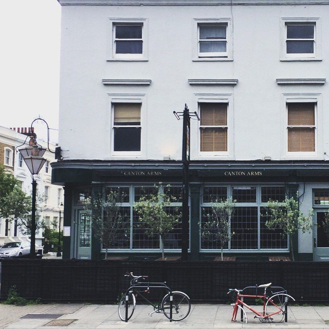 The Canton Arms, SW8 - London's Best Sunday Roasts