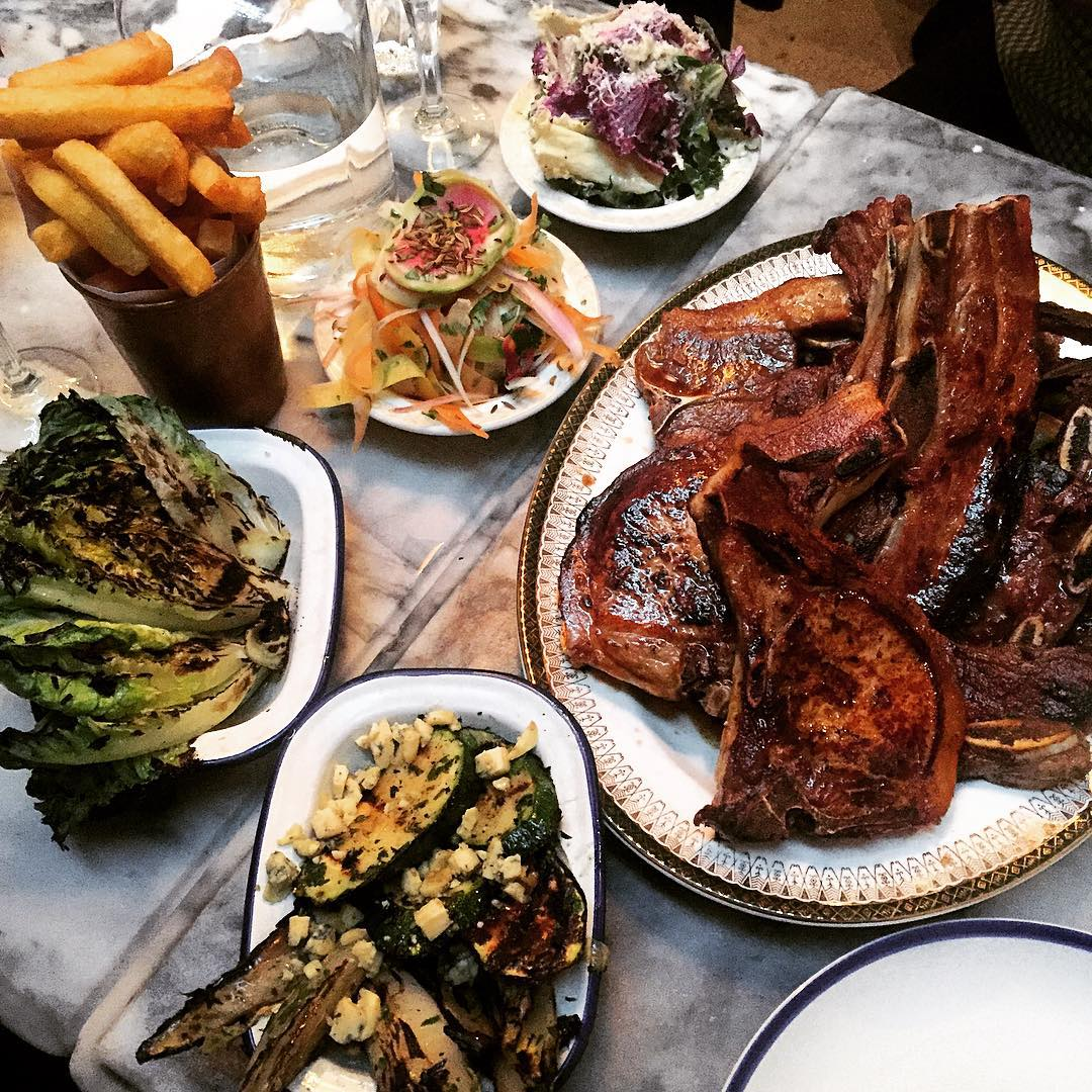 The Blacklock W1 - London's Best Sunday Roasts