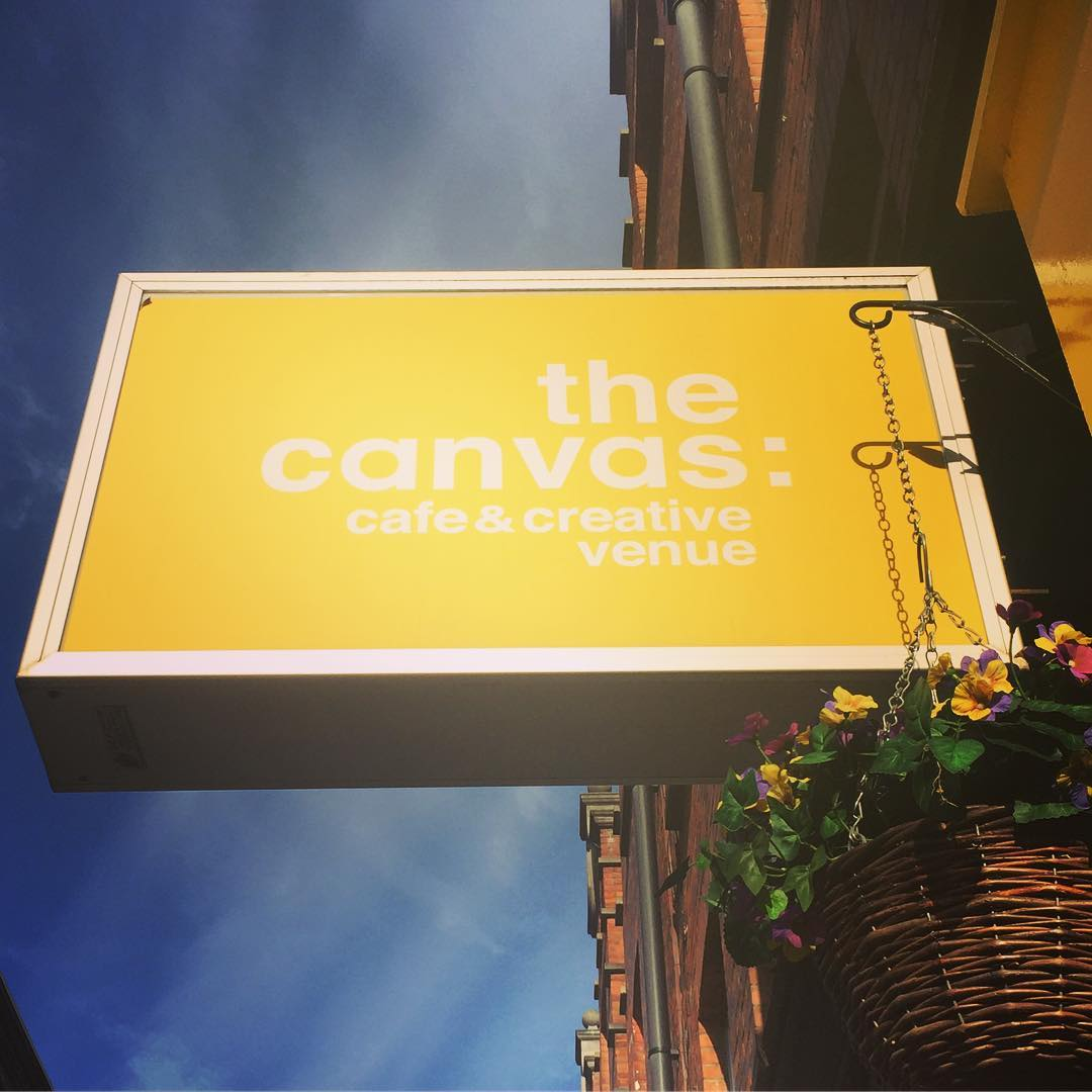 London's Best Cafes - The Canvas Café