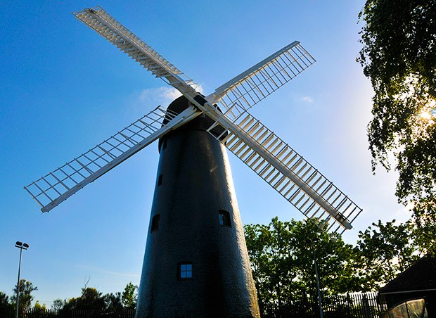 One-of-a-kind venues in London- londons-windmill