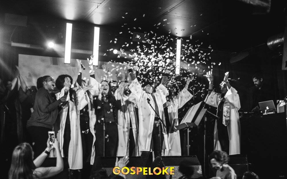 Gospeloke - things to do this december