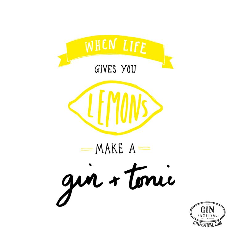 Things to do in London this February - Gin festival