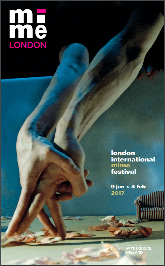 Mime festival - things to do in london this january