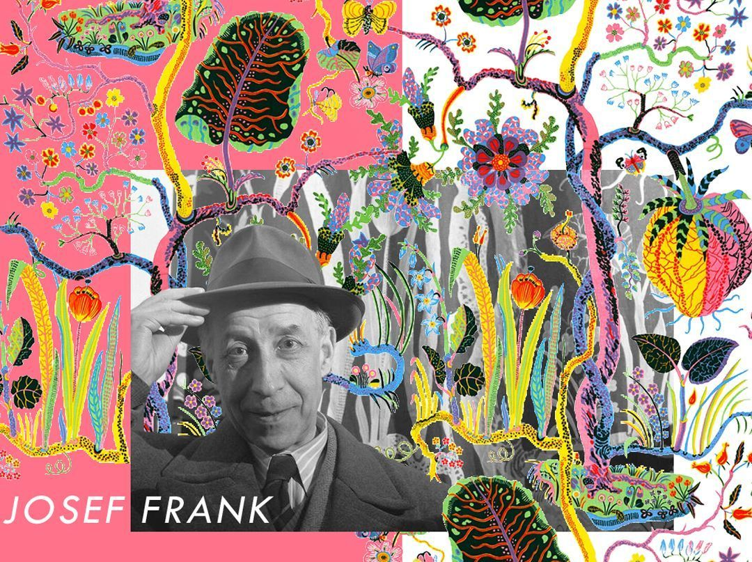 JOSEF FRANK Patterns–Furniture–Painting What we love... march 2017 | Mask Events
