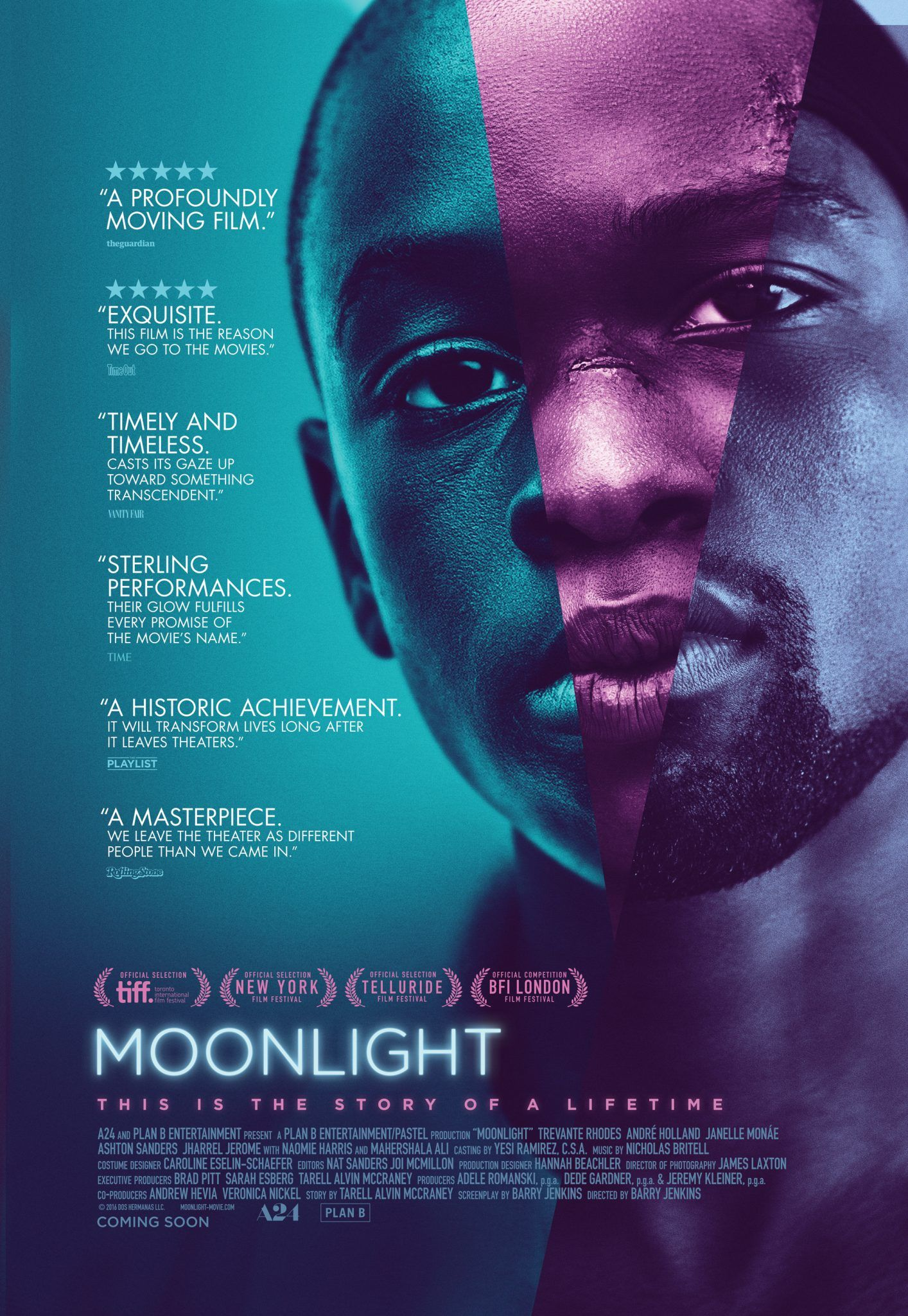 Moonlight | What we love... march 2017 | Mask Events