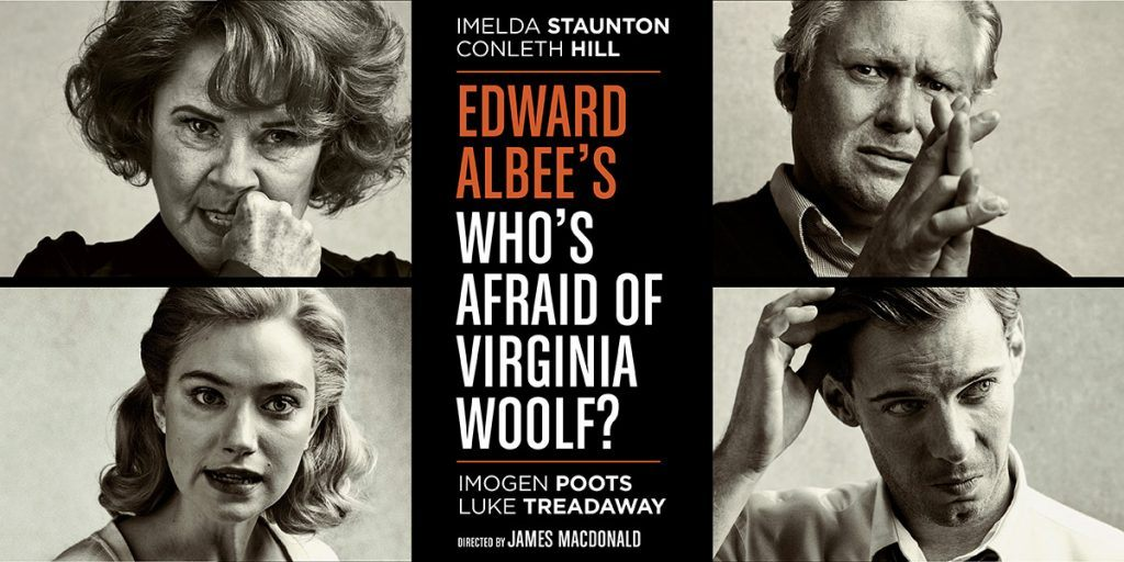 Who's afraid of virginia wolf -
