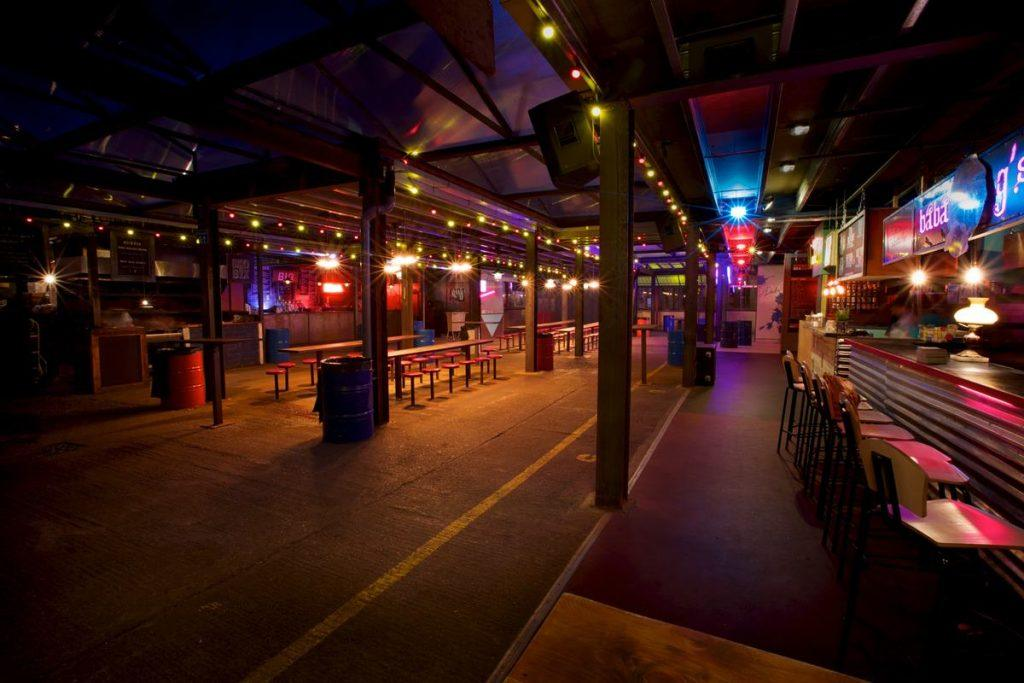 Alternative Christmas Party Venues