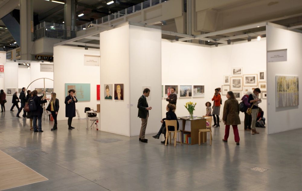 MiArt - International Exhibition of Modern and Contemporary Art, Milano.