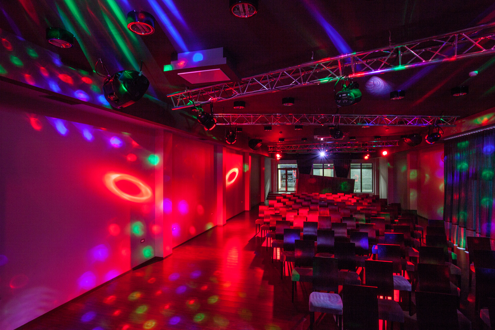 event concept design lighting example 2