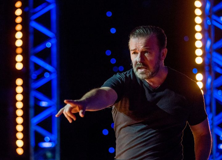 Ricky Gervais - event entertainment